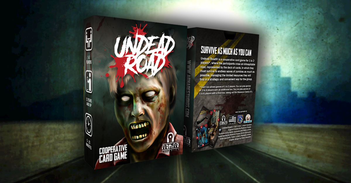undead road box